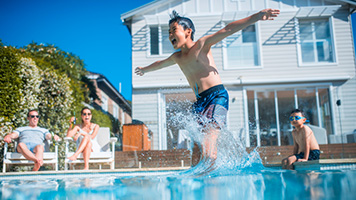 Insure Your Clients' Summer