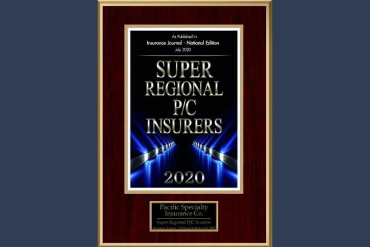 2020 Super Regional P/C Insurers